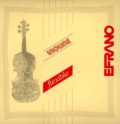 EFRANO Violinsaite E
